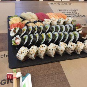 smaczne sushi kraków